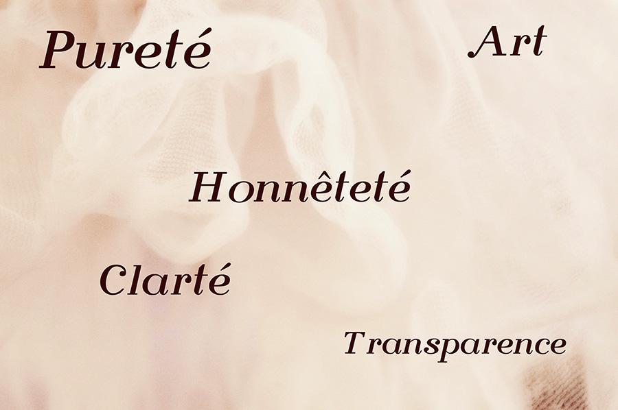 7 rayons sacrés - blanc - vendée